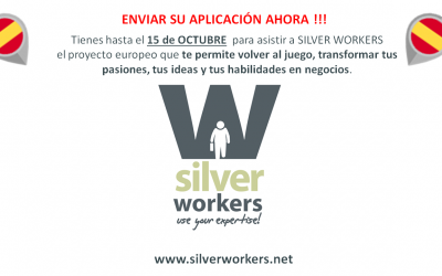 Public call in SPAIN for Silver Workers